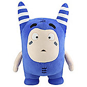 Oddbods Voice Activated Walking Talking Soft Toy - Pogo