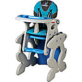 Caretero Primus 2 in 1 Highchair (Blue)