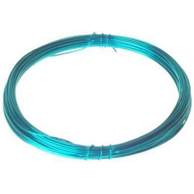 Wire - Turquoise - 0.6mm