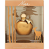 Nina Ricci Nina Edition Or Eau de Toilette (EDT) 80ml Spray For Women