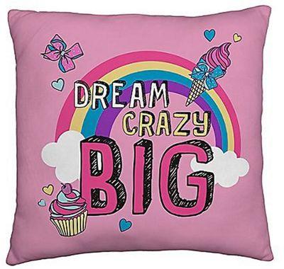 JoJo Siwa Cushion - Crazy