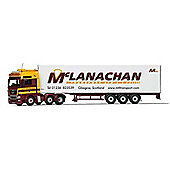 CORGI CC15212 MAN TGX, Fridge Trailer, McLanachan Transport Limited