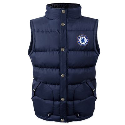Chelsea FC Boys Gilet 6-7 Years