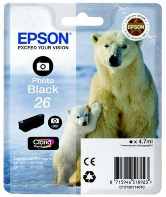 Epson Printer ink cartridge for XP-600 XP-605 XP-700 XP-800 - Black