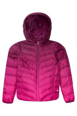 Zakti Kids Snuggle Ombre Down Jacket ( Size: 7-8 yrs )