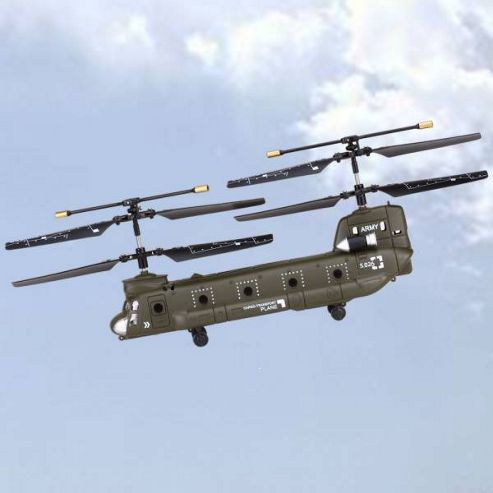 Syma S026 Gyro Micro Chinook RC Helicopter
