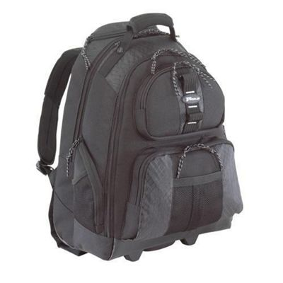 Targus TSB700EU Carrying Case (Rolling Backpack) for 39.6 cm (15.6