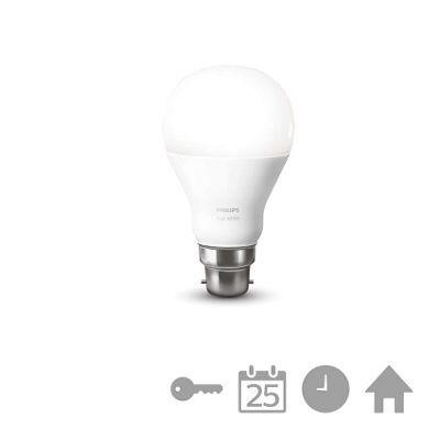 Philips Hue White Single Bulb (B22) - Version 2