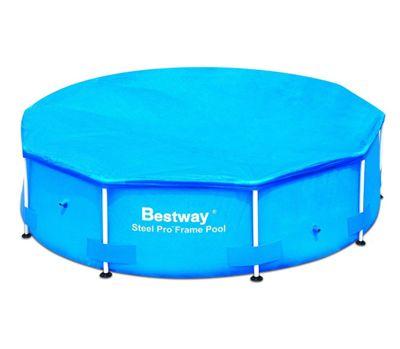 Bestway 12ft Steel Pro Frame Winter Debris Pool Cover