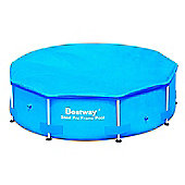 Bestway 12ft Steel Pro Frame Winter Debris Pool Cover