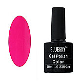 Bluesky Neon Range 10 ml Gel Polish - Barbie Girl