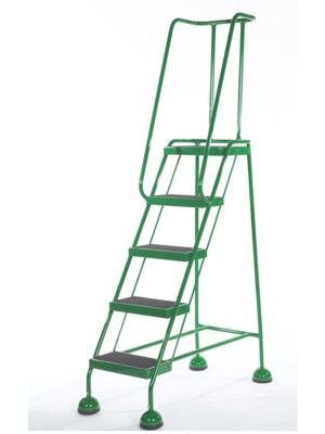3 Tread Stepmobile Green
