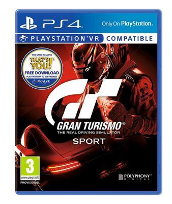 GT Sport - PS4