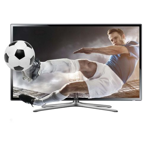 Samsung UE40F6100 40 Inch 3D Full HD 1080p LED TV With Freeview HD