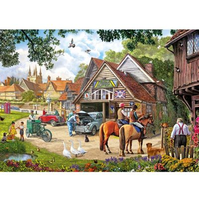 Afternoon Amble - 1000pc Puzzle