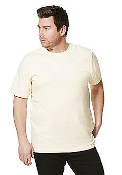 Jacamo Crew Neck T-Shirt - Yellow