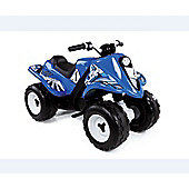 SMOBY Electric Quad Blue