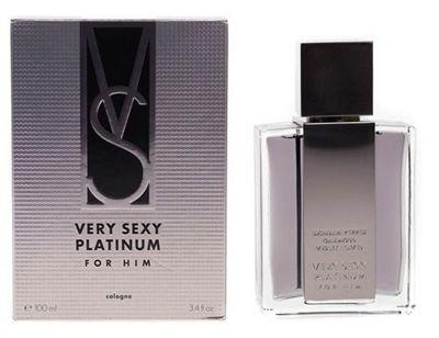 Victoria's Secret Very Sexy Platinum 100ml Cologne For Men