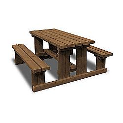 Tinwell Junior picnic bench - 5ft
