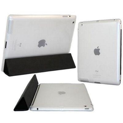 iTalkonline iPad 2 Transparent Smart ProGel Case - Clear