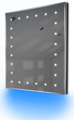 Ambient Ultra-Slim LED Bathroom Mirror With Demister Pad & Sensor K39B