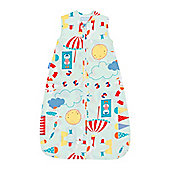 Grobag Travel Baby Sleeping Bag - Beside the Sea 0.5 tog (6-18 months)