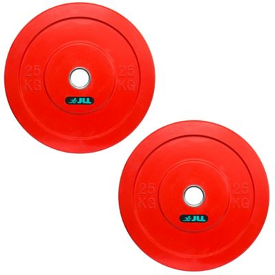 JLL Olympic Weight Plates - 2 x 25kg