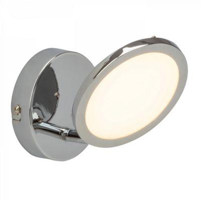 Chrome Effect Plate & Opal Ps Plastic 1lt Plate 5W