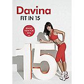 Davina Fit In 15 DVD