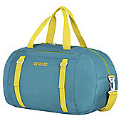 American Tourister Duffle Blue