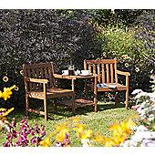 Rowlinson Hampton Wooden Campanion Seat