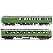 Hornby RailRoad SR 2-BIL 2 Car Electric Multiple Unit Train Pack