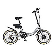 """Hiko 20"""" Wheel Alloy Electric Bike"""