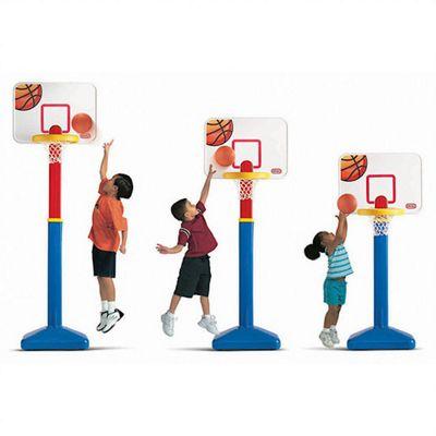 Little Tikes Adjust 'n' Jam Basketball Set