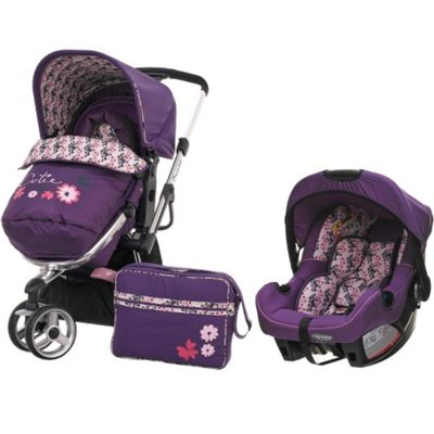 OBaby Chase Switch Travel System (Little Cutie)