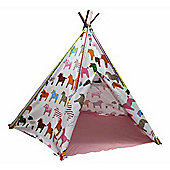 Children's Play Tent - Pony Wigwam