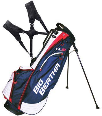 Buy Callaway Golf Mens Big Bertha Hyper Lite 2 Golf Bag Stand In