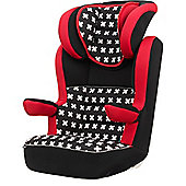 OBaby Group 2-3 High Back Booster Car Seat (Crossfire)