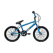 "Scorpion Vent 18"" Wheel Blue BMX Bike"