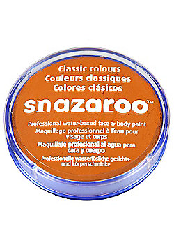 Amscan - Snazaroo Orange Face Paint - 18ml
