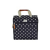 New Looxs Lilly Single Black Pannier Shopping Bag