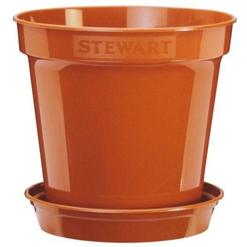 buy stewart garden premium flower pot. Black Bedroom Furniture Sets. Home Design Ideas