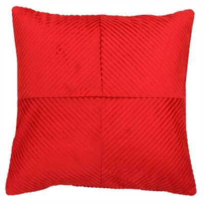 Riva Home Infinity Red Cushion Cover - 45x45cm