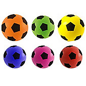 17.5Cm Sponge Football Foam Outdoor Indoor Kids Fun Play Game Soccer Toy