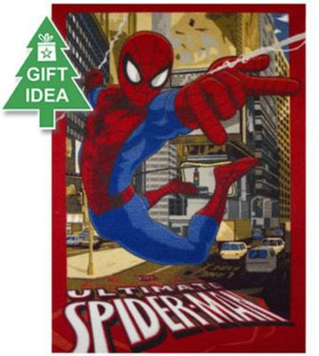 Buy Spiderman Ultimate, Kids Bedroom Rug   Extra Large From ...
