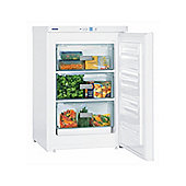 G1213 A+ Energy Rated Upright Freezer with 98L Net Capacity in White