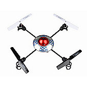 Udi UFO RTF Electric Quadcopter with Camera A-U817C