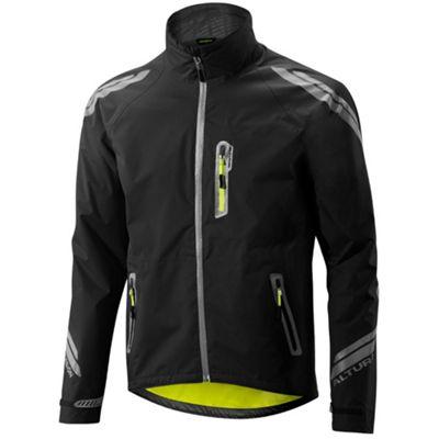 Altura Night Vision Evo Waterproof Jacket Hi Vis Black Size: S