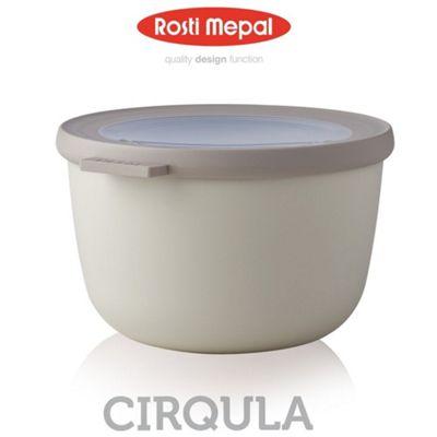 Cirqula Multi Bowl | Nordic White Grey | 500ml from Rosti Mepal