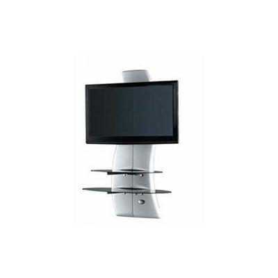 Triskom TV Stand - White